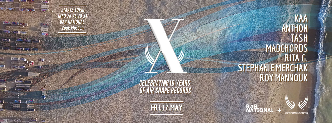 10 Years Of Air Snare